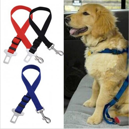 Car safety seat belt for Dogs