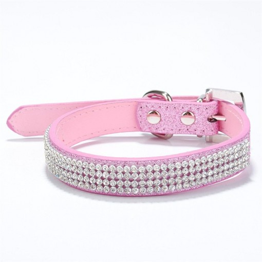 jeweled collar for dog and cat