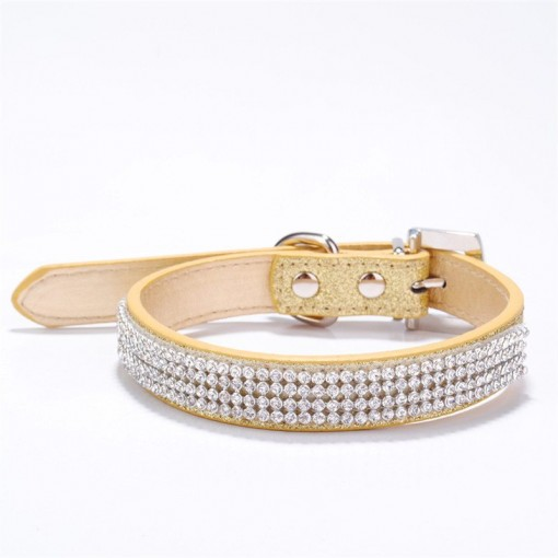 Beautiful jeweled collars
