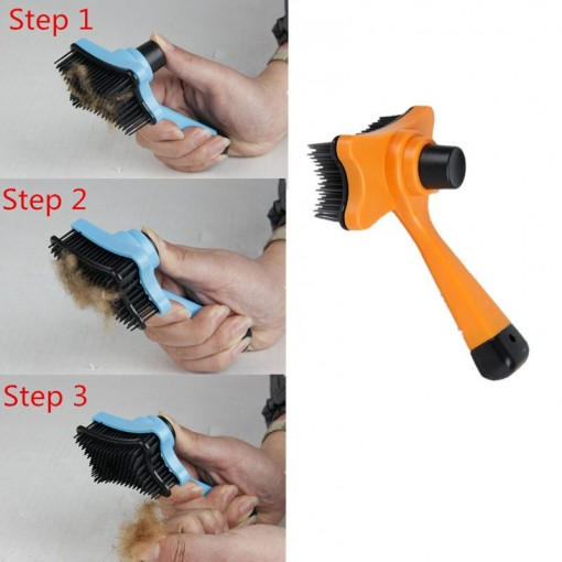 Shedding Pet Hair Comb Easy to use