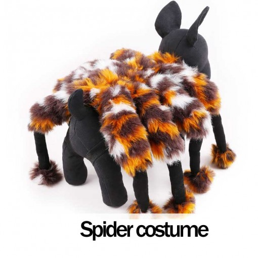 Spider Cosplay Costume Design For Pet