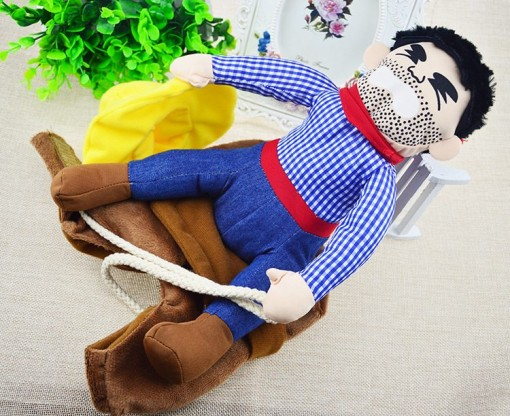 Cowboy Costume Clothes for Pets