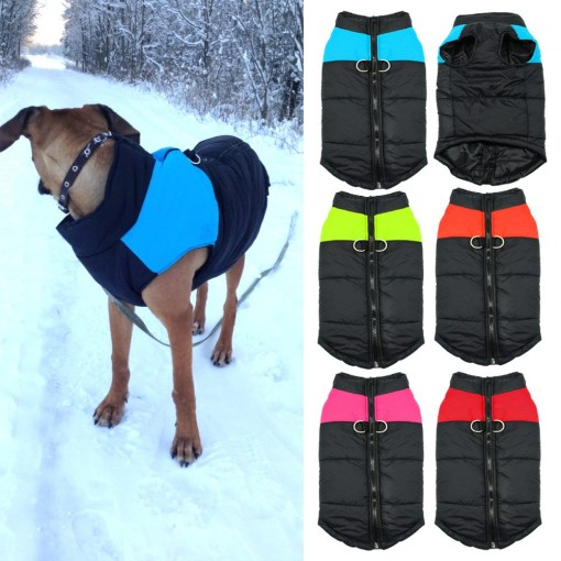 Waterproof Vest Jacket Pet Clothing