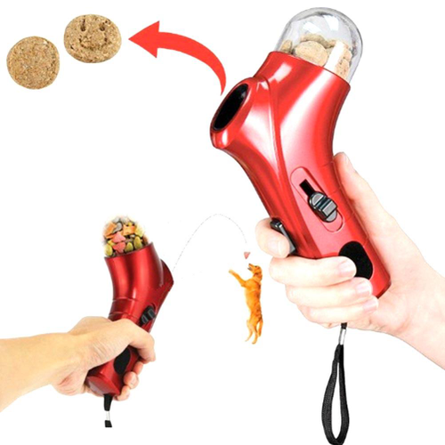 Treats launcher for Dogs