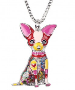 Chihuahuas Dog Necklace